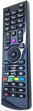NEW TV Remote Control for BUSH LED3265T2S DLED32265DVDT2S LED24265DVDT2S