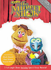 Best of The Muppet Show - Volume 2: Mark Hamill/Paul Simon/Raquel Welch (DVD, 2…