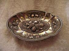 Vintage I.F & Son Silver plated BonBon Dish