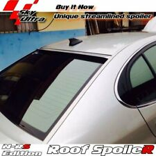 HONDA Accord 8th EX-L EX 2D COUPE ROOF WINDOW SPOILER WING UNPAINT US 08-12 ㊤