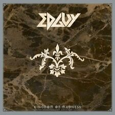 Kingdom of Madness [Clear LP] [7/27] by Edguy (Vinyl, Jul-2018, AFM Records)