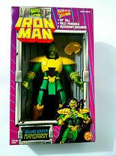 MARVEL COMICS IRON MAN DELUXE EDITION MANDARIN 26cm/10in TOYBIZ 1994 MINT IN BOX