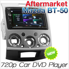 Car DVD Player For Mazda BT-50 UN 2006 2011 MP3 USB Stereo Radio ISO Fascia TU