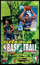 1995-96 FLEER SERIES 1 Basketball Factory Sealed Box (36ct)