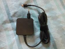 Original 65W 20v 3.25A Type-C/USB-C Charger for Lenovo ThinkPad X1 Carbon 20HR