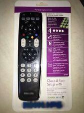 srp4004/53 für philips 4 1 universal remote control tv satdtv dvd - video