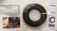 ~WOW~ Signed by Bruce  Boxleitner TRON Legacy Deluxe Identity Disc Flynn Disney