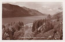The Caledonian Canal, Loch Lochy, Nr SPEAN BRIDGE, Inverness-shire RP