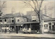 London - Kilburn High Road c.1884 - Library postcard c.1980s