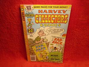 HARVEY COLLECTORS COMICS #16 FEATURING SAD SACK
