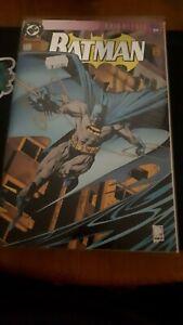 Batman #500 - Knightfall comic