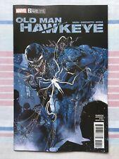 Old Man Hawkeye #2 Checchetto Venom Variant • NM • Marvel