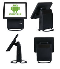 Android Touch Screen Point Of Sale System Black