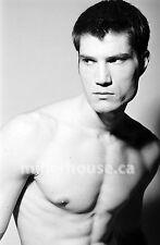 Lenox Fontaine Original B&W 35mm Film Negative Male Model Gay Interest Photo #14