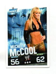 Slam Attax Smackdown - Michelle Mccool (8626)