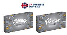 Kleenex Mansize Tissues 6 x 100's Just œ1.94 ex VAT!