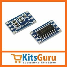 Serial Port Mini RS232 to TTL Converter Adaptor Module Board MAX3232 KG200