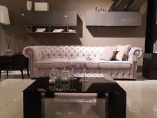 Sofa Chesterfield 3er mit schlaffunktion, Möbel nach Maß