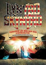 Lynyrd SKYNYRD-PRONOUNCED/Second Helping: Live DVD NUOVO