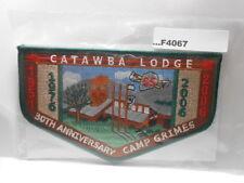 CATAWABA LODGE 459 30TH ANNIV CAMP GRIMES F4067
