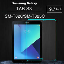 9H 0.3MM Tempered Glass Screen Protector for Samsung Galaxy Tab S3 9.7 inch