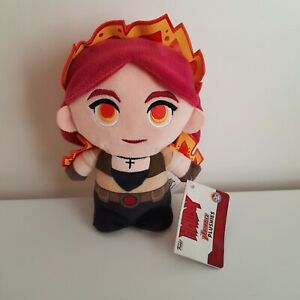 Hellboy Liz Sherman Girl Plush Soft Toy Doll Genuine