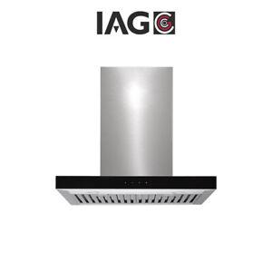 IAG IRFT6 60cm 600mm Deluxe Flat Canopy Rangehood Exhaust Kitchen Extractor