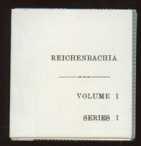 Guyana - 1986 - Orchids from Reichenbachia - Series I - MNH - Complete Booklets
