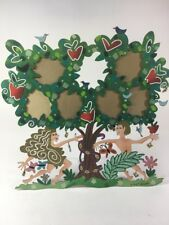 Fanciful Flights Karen Rossi Silvestri Picture Frame Tree Of Life Adam Eve
