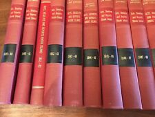 1839-1855 Acts and Resolves of the General Assembly Rhode Island Law books