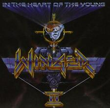 Winger - In The Heart Of The Young - 1990 (NEW CD)