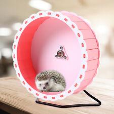 Silent Spinner Running Jogging Exercise Wheel Hamster Gerbil Rat Mouse Pet Toy