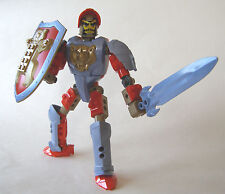 LEGO Castle Knights Kingdom Santis Bear Minifigure Shield Weapon Części i akcesoria do figurek LEGO Zabawki