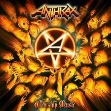 Worship Music ANTHRAX LTD DIJIPACK CD