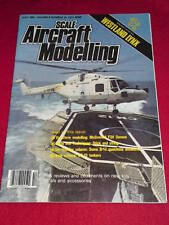 SCALE AIRCRAFT MODELLING - WESTLAND LYNX - July 1984 Vol 6 # 10