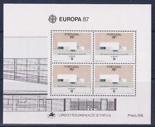 BLOC  Portugal  Europa 1987