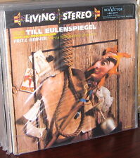 CLASSIC RECORDS 180gm LP LSC 2077: STRAUSS - Till Eulenspiegel REINER USA SEALED