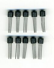 Lot de 10 x 2SK170 GR Toshiba - transistor audio N-channel J-Fet