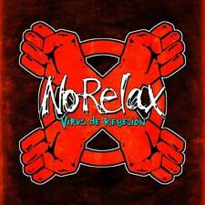 NO RELAX - VIRUS DE REBELLION CD