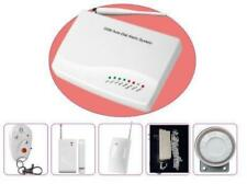 GSM CELLULAR WIRELESS HOME HOUSE SECURITY ALARM SYSTEM