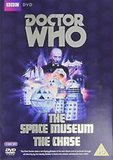 Doctor Who The Space Museum/the Chase 5051561028090 With William Hartnell DVD