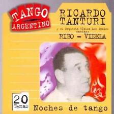 RICARDO TANTURI - NOCHES DE TANGO NEW CD