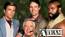 The A Team Tv Series Poster 24 X 36 Inch Awesome!