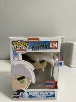 Funko Pop! Animation Danny Phantom #854 NYCC Fall 2020 Target Exclusive In Hand