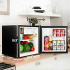 New Compact Refrigerator, 1.6 Cu Ft Mini Fridge with Freezer, Energy Star photo