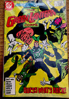 """GREEN LANTERN #204-206-207 (1986, DC)""""NEW""""NEVER READ-STORED IN PLASTIC #7"""