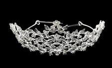 Diadème Bijoux Strass Pour Mariage Cérémonie