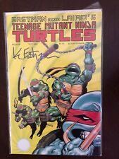 Teenage Mutant Ninja Turtle(TMNT) #26 SIGNED by KEVIN EASTMAN