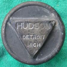 Antique Hudson Automobile Brass Grease Cap