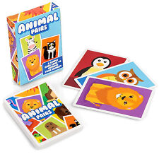 ANIMAL PAIRS CARD GAME CHILDS BOYS GIRLS TOY XMAS GIFT CHRISTMAS STOCKING FILLER